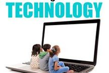 Homeschooling with Technology / Links to the best homeschool technology tools, resources, apps, and websites for education and #homeschooling.