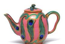 Teapots / The Teapots I pin are created by artists and therefore I rarely include any which are not properly credited. / by Chaska Peacock