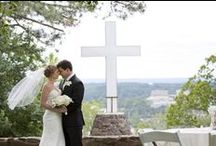 Weddings at Mount Sequoyah / Interested in booking your wedding ceremony & reception at Mount Sequoyah Retreat & Conference Center? Explore our indoor and outdoor venues! Need more info? stay@mountsequoyah.org