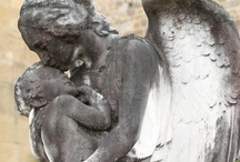 On the Wings of Angels / by Vicki Wronski