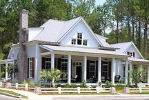 LOVE THE ARCHITECTURE / these are some of type houses I would like to have for my next home / by Vicki Wronski