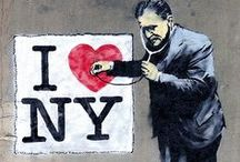 I Love New York / by Shirley Caputo