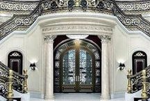 The Entrance / Curating the most beautiful entryways, because good impressions are to be made by homes as well as people.