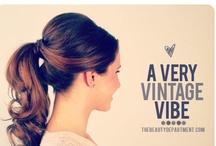 Hair / Inspirations for hair, I'm so hopeless.  / by Sam Himmelstein