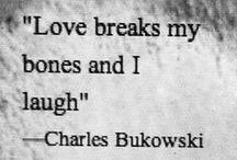Words speak
