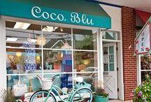 Coco Blu Shore Style / A more casual vibe when we are in Stone Harbor....