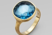 Let There B Blue / Something borrowed, something #blue! A fabulous color that's always in style.