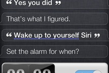 The Siri and Phil Dialogs / In which my periodic chats with the Siri function on my iPhone4S are recorded for posterity.