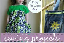 Sewing projects / by Brooke Crenshaw