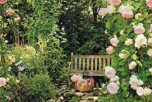 Secret Garden / Inspiration for outside.  / by Sam Himmelstein