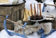 snow days winter entertaining / by Kathi Gardner