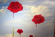 SlX Art Work I <3 / by Sarah X