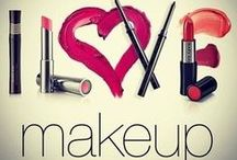 Make-up ♥ / My biggest passion: makeup#beauty#brightlips#red lips#love