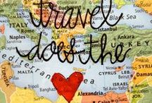 Places around the world ♥ / Holiday, Travel, World