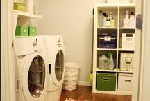 Laundry room / Prádelna
