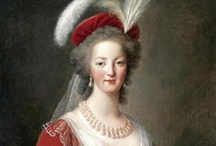Marie Antoinette / Marie's artifacts, photos, clothing