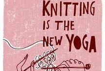 Knitting...I do keep trying... / by Sharron
