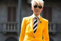 Sprezzatura for the Gals / Sprezzatura the art of dressing fabulously with nonchalance and apparent effortlessness
