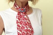 Weekly Journal / Weekly musings on style, #silkscarves, #scarfrings peppered with #howtowearscarves and #howtowearscarfrings inspiration.   / by ScarfRing.Com