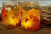 Fall Fun / Fun fall crafts, activities, and recipes for the whole family!