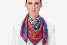 Socially Speaking Weekly / #Scarfrings, #Scarves, #Hermesscarves, #howtowearscarfrings #howtotiescarves