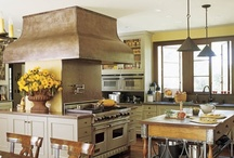 Decor: Kitchens / decorating ideas for kitchens & breakfast nooks