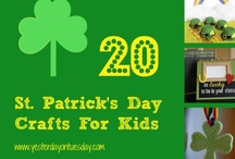 DIY: Kids Crafts / activities to help them grow, learn and have fun