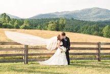 KJP | Bride + Groom / Wedding Day Posing Inspiration / by Katelyn James Photography