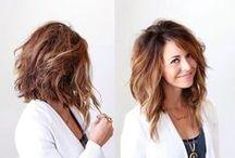 Hair / by Lauren Deger