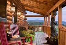 Front Porches / I love front porches