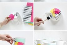Craft Ideas / Easy diy projects that I might do someday.