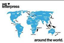 we ♥ letterpress
