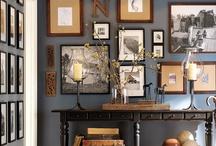 Gallery Wall / by Greta Schrimsher