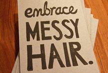 Love Hair & Makeup / by Gina Rodriguez