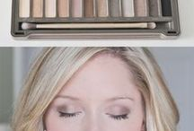 Beauty / My collection of my favorite makeup looks from Melissa Alatorre, Urban Decay and Linda Hallberg as well as homemade bath salts, make up remover and brush cleaners.