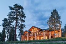 Log and Timber Homes / by PrecisionCraft Log and Timber Homes