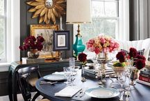 Dining Rooms / by Greta Schrimsher