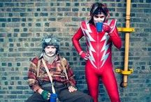 The Mighty Boosh, Luxury Comedy, & all things Noel. / come with us now on a journey through time and space... / by Jessi Nicole