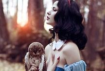 fairytales. / by Alaina Renae