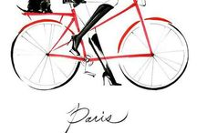 Paris Baby! | / by Tanja van Niekerk