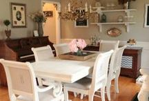 Dining Room  / by Andrea Schuneman