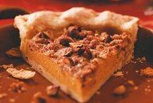 Recipes:  Pies, Cakes & Treats