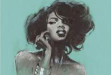 I Wanna Draw Like This / by Lebya Simpson