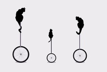 Unicycle L❤VE / by Vero Guadalajara