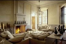living rooms / by Aurore S.