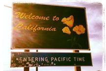 Love California / California / by Gina Rodriguez