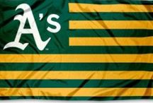 Athletics Baseball / A's baseball / by Greg Alterton