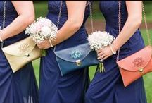 KJP Weddings | Navy, Royal, Sky Blue Tones / Weddings : All blue inspired weddings / by Katelyn James Photography