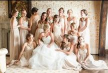 KJP Weddings | Neutral, Tan, Brown Tones / by Katelyn James Photography