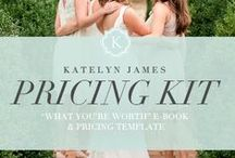 KJP | The Collection / Online Photographer Resources  / by Katelyn James Photography